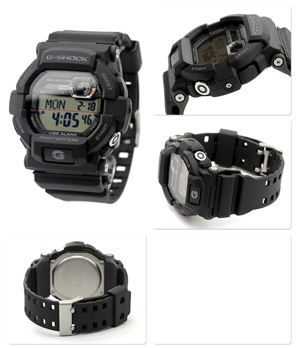 2158f13065b6 CASIO G-SHOCK GD-350-1JF Big Case Vibrator Series GD-350-1 ...