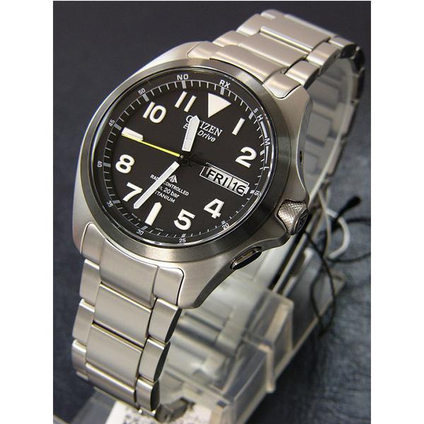 Citizen Promaster Land PMD56-2952 Eco-Drive Radio Watch